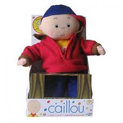 Caillou Laugh N Learn 12 inch Talking Doll