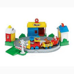 Fisher Price Little People Pop 'n Surprise Train