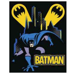 Batman Fleece Throw [50 x 60 inches]