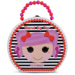 Lalaloopsy Tin Lunch Box [Peanut Big Top]