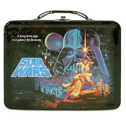 Star Wars A Long Time Ago... Tin Lunch Box