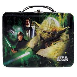 Star Wars Jedi vs. Sith Lunch Box