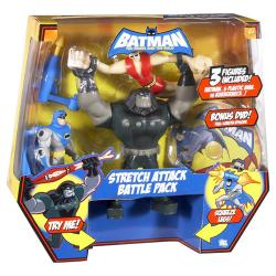 Batman The Brave and The Bold Stretch Attack Battle Pack
