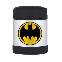 Batman Thermos Funtainer Food Jar