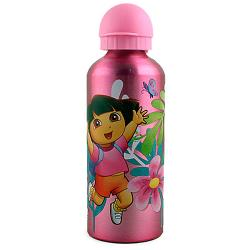 Dora the Explorer Aluminum Water Bottle