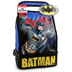 Batman Dual Compartment Lunch Kit