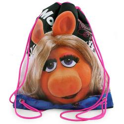 The Muppets Drawstring Backpack [Miss Piggy]
