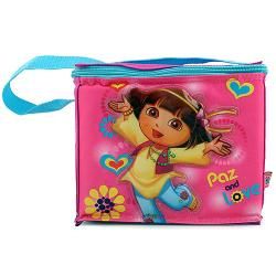 Dora the Explorer Square Lunch Bag [Paz and Love]