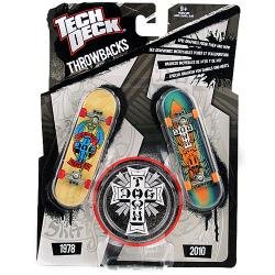 Tech Deck Throwbacks [Dog Town]