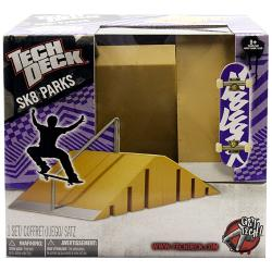 Tech Deck Sk8 Parks [Bank Rail - Zoo York]