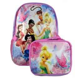 Disney Fairies Backpack and Lunch Bag
