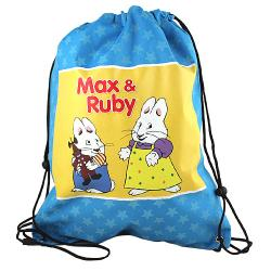 Max and Ruby Tote Backpack Bag [16.5 in x 13 in]