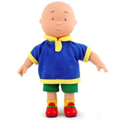 Caillou 7 Inch Dress Up Doll [Blue Shirt]