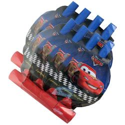 Disney Pixar Cars 2 Party Blowouts [8 Per Pack]