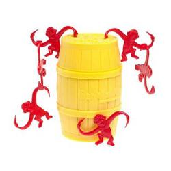 Hasbro Barrel of Monkeys Linking Game [Yellow]