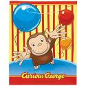 Curious George Loot Bags [8 Per Pack]