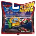 Disney Pixar Cars 2 Movie - Action Agents [Francesco Bernoulli]