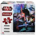Star Wars 48-Piece Puzzle [Sith]