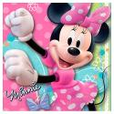Minnie Mouse Beverage Napkins [16 Per Pack]