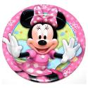 Minnie Mouse 9 Inch Dinner Plates [8 Per Pack]