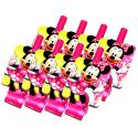 Minnie Mouse Party Blowouts [8 Per Pack]