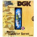 Tech Deck Wooden Collector Series [DGK - Marked DGK]