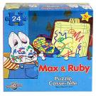 Max & Ruby Puzzle - 24 Pieces - 'Artist'