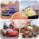 Disney Cars Smart Tiles Wall Decor