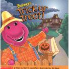 Barney's Trick or Treat - Paperback