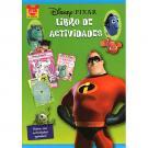 Disney Pixar Libro de Actividades - Spanish