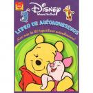Disney Winnie the Pooh - Libro De Autoadhesivos - Spanish Sticker Book