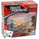 TransFormers 70 pc Puzzle w/ Stickers - Desert Attack