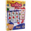 Caillou Bingo Game