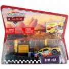 Disney Pixar Cars Pit Race Off - RPM # 64 - Die Cast
