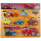 Disney Pixar Cars 3D Wood Puzzle [8 pieces]