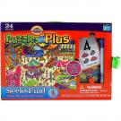Cranium Puzzles Plus - Seek & Find - Take Me To The Carnival