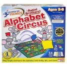 Hooked on Phonics Ratini Brothers' Alphabet Circus Board Game