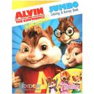 Alvin and the Chipmunks Jumbo Coloring and Activity Books [2 Pack]