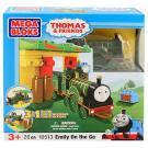 Thomas and Friends - Mega Bloks - Emily on the Go [Model 10513 - 20 PCS]
