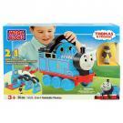 Thomas and Friends - Mega Bloks - 2-in-1 Buildable Thomas [Model 10535 - 30 PCS]