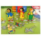 Caillou Chunky Wood Puzzle