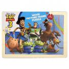 Toy Story 3 Wood Picture Frame Puzzle