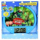 Toy Story Digital Wall Clock