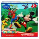 Mickey Mouse Clubhouse Lenticular Puzzle [24 Pieces - Mickey and Friends]