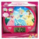 Disney Princess Lenticular Digital Wall Clock