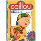 Caillou Classics Volume 1 DVD [2 Disc Set]