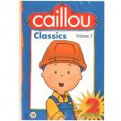 Caillou Classics Volume 2 DVD [2 Disc Set]