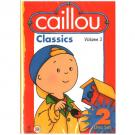 Caillou Classics Volume 3 DVD [2 Disc Set]
