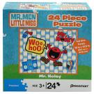 Mr. Men Little Miss 24 Piece Puzzle [Woo Hoo!]