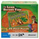 The Land Before Time 24 Piece Puzzle [Touch the Sky!]